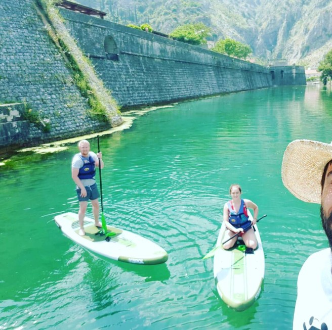 Do Paddle-boarding - The Ultimate Bucket List