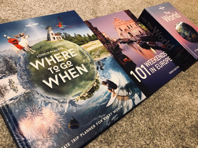 15 Present Ideas for Travellers - Travel Books