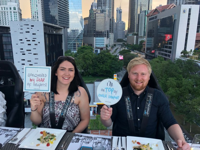 Do a Restaurant in the Sky - The Ultimate Bucket List