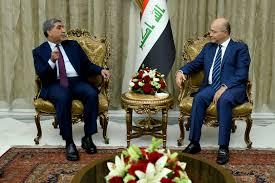 Photo of صالح لوفد سائرون: رئاسة الجمهورية ستكون لكل العراقيين بدون تمييز