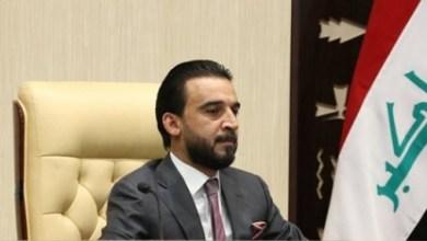 Photo of عاجل.. الحلبوسي يطالب باحتساب عدد النواب الحاضرين قبل التصويت على الكابينة الوزارية