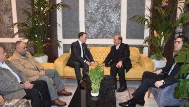 Photo of السفير التركي يبدي اعجابه بانتصارات الحشد الشعبي