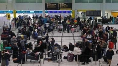 Photo of القبض على مشبوهين بإطلاق الدرونات التي عطلت مطار لندن