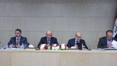 Photo of وزير العمل يبحث مع لجنة الاعمار النيابية جولات التراخيص الخاصة بالشركات النفطية