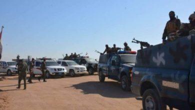 Photo of الحشد والقوات الامنية ينفذان عملية استباقية في بادية النجف