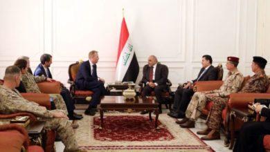 Photo of رئيس الوزراء يستقبل وزير الدفاع الامريكي