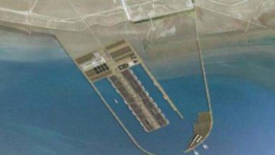 Photo of الكلابي: ميناء الفاو سيكتمل خلال 45  شهراً