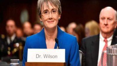 Photo of استقالة وزيرة القوات الجوية الأميركية هيذر ويلسون