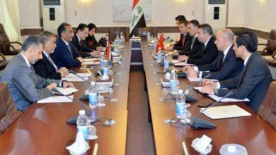 Photo of وزارة الخارجية: عقد اجتماعات تشاورية سياسية بين العراق وتركيا