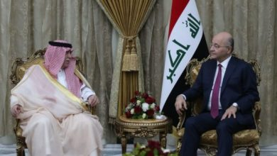 Photo of رئيس الجمهورية يؤكد حرص العراق على تعزيز التعاون مع المملكة العربية السعودية