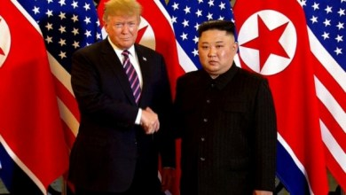 "Photo of ترامب: جلسة ""الكاذب المحتال"" أفشلت قمتي مع كيم"