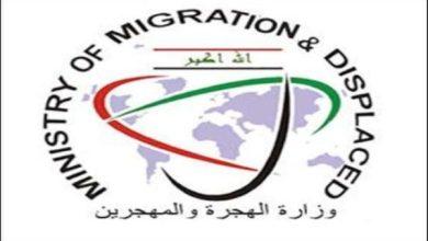 Photo of الهجرة تعلن فتح مكتب تابع للجنة التعويضات الفرعية في سنجار