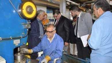 Photo of الصناعة تنهي عقدها لتجهيز وزارة النفط باكثر من (300) الف سيت من ملحقات اسطوانة غاز الطبخ