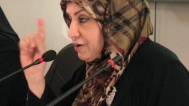 Photo of التميمي تستنكر إساءة وزير خارجية البحرين لسماحة السيد مقتدى الصدر