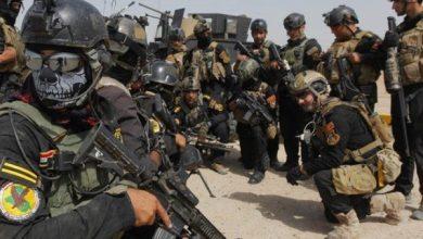 Photo of مكافحة الارهاب: قتلنا 12 ارهابيا بتلال حمرين وحصلنا على وثائق مهمة لداعش