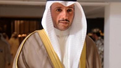 Photo of رئيس مجلس الأمة الكويتي يصل الى بغداد