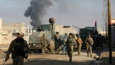 Photo of مقتل انتحاري يرتدي حزاماً ناسفاً في ايسر الموصل