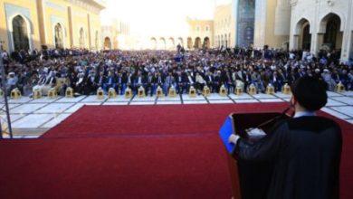 Photo of السيد عمار الحكيم :خنق امريكا لايران له اثار كارثية وخطيرة على العراق