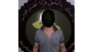 Photo of الاستخبارات العسكرية تقبض على عنصر امني لداعش في الرمادي
