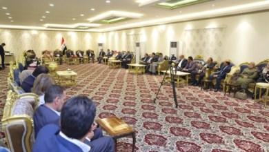 Photo of مكتب الحلبوسي يعلن نتائج اجتماع نواب المدن المحررة