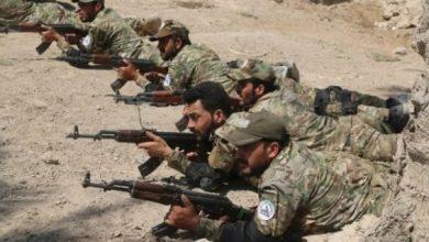 Photo of الحشد الشعبي يحبط محاولة تسلل لداعش شمال شرق ديالى