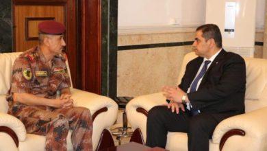 Photo of وزارة الدفاع: التحاق الفريق الركن عبد الوهاب الساعدي الى الوزارة رسمياً