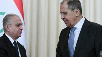 Photo of وزير الخارجية ونظيره الروسي: اتفقنا على تعزيز التعاون المشترك