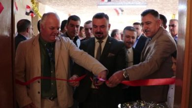 Photo of إعادة افتتاح مدرستين غرب الموصل بعد تأهيلها من قبل منظمة الـ UNDP