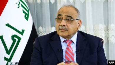 Photo of بالفيديو.. كلمة رئيس الوزراء عادل عبد المهدي في جلسة مجلس الوزراء