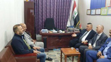 Photo of رئيس منظمة السلام الدولية يقدم التعازي والمواساة لوفاة الاعلامي هاني في مقر الاتحاد العربي للإعلام الإلكتروني