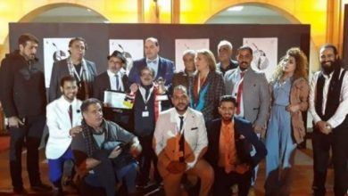 Photo of حفل تكريمي للوفد الفائز بجوائز مهرجان قرطاج المسرحي
