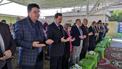 Photo of وزارتا الشباب والتربية يفتتحان مشروع الإيثار التطوعي بمشاركة (١١٦) مدرسة بجانب الرصافة ببغداد
