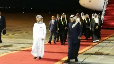 Photo of بالصور.. وصول وزير خارجية قطر محمد بن عبد الرحمن  الى عاصمة إقليم كوردستان اربيل قادما من بغداد