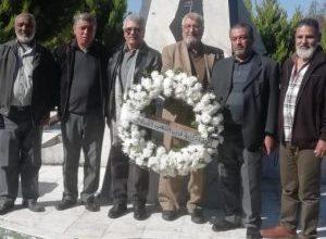 Photo of اتحاد نقابات عمال فلسطين في لبنان يشارك في أحياء الذكرى الثامنة والثلاثون لاعادة تأسيس حزب الشعب الفلسطيني