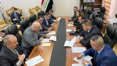 Photo of اجتماع حكومي ونيابي مشترك لبحث اوضاع قضاء داقوق