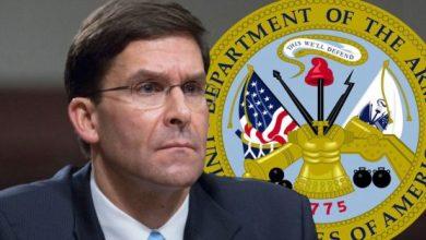 Photo of وزير الدفاع الأمريكي : الولايات المتحدة لن تسمح بأي هجوم يستهدف مواطنيها أو حلفائها في العراق