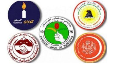 Photo of القوى الكردية: ندعم مرشح الأغلبية لرئاسة الوزراء