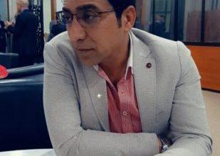 "Photo of كتب الصحافي حسن النصار مقال بعنوان ""وطن"""