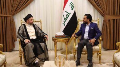 Photo of الحلبوسي والسيد الحكيم يؤكدان ضرورة الإسراع باختيار الكابينة الوزارية