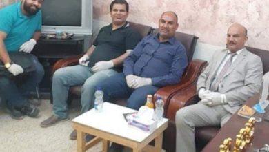 Photo of رئيس الإتحاد العربي للإعلام الالكتروني يزور إذاعة منتدى شباب الصويرة