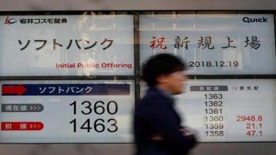 Photo of تراجع الاسهم اليابانية في تعاملات اليوم