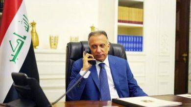 Photo of الكاظمي يبحث مع وزير الخارجية الأمريكي الأزمة الاقتصادية العالمية وتأثيرها على أسعار النفط