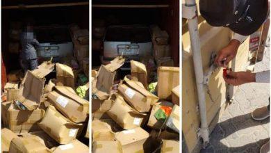 Photo of وكالة الاستخبارات تضبط عجلات دون الموديل ممنوعة من الاستيراد في ميناء ام قصر