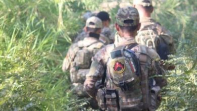 Photo of عمليات سامراء تؤكد استمرار ملاحقة بقايا داعش في المحافظة