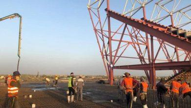 Photo of تواصل العمل في ملعب ذي قار الاولمبي رغم التحديات الصعبة