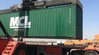 Photo of المنافذ الحدودية تعلن إعادة ارسالية 10حاويات إلى الإمارات لعدم اكتمال أوراقها الثبوتية في منفذ ميناء ابو فلوس