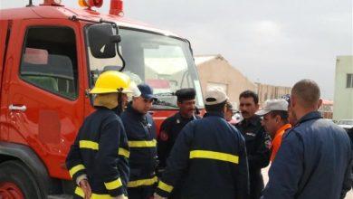 Photo of الدفاع المدني يخمد حريقا لمخزن تجاري في الشورجة..