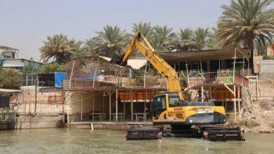 Photo of الموارد المائية تقوم بكري الانهر وحملات واسعة لازالة التجاوزات عن محرمات وحوض نهر دجلة