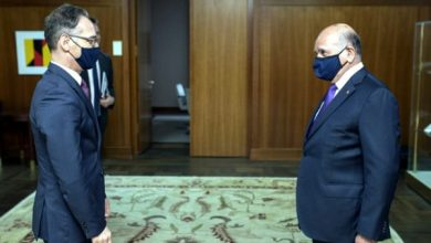 Photo of وزير الخارجيّة يُؤكّد أنّ علاقة العراق وألمانيا مُهمّة