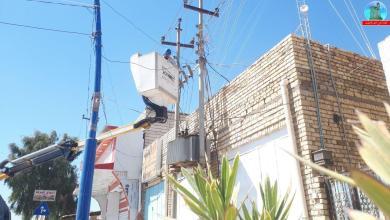"""Photo of توزيع كهرباء ميسان """" يعلن عن عدد التجاوزات التي رفعها في ايلول الماضي بعموم المحافظة"""